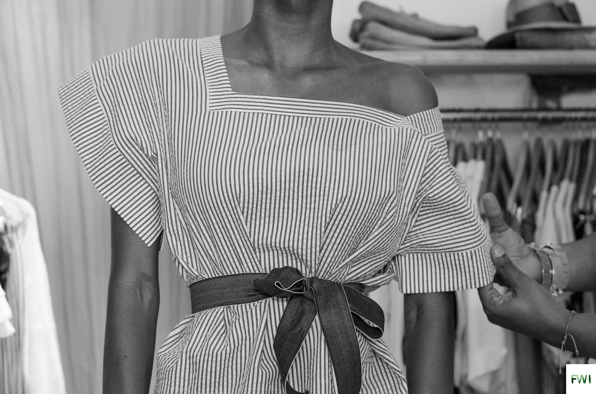 Mademoiselle Solène x Fashion Wild Inspiration pour O Ruban Rose