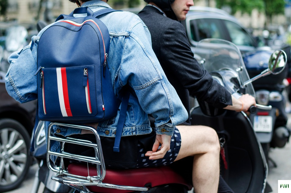 Paris Men's SS17