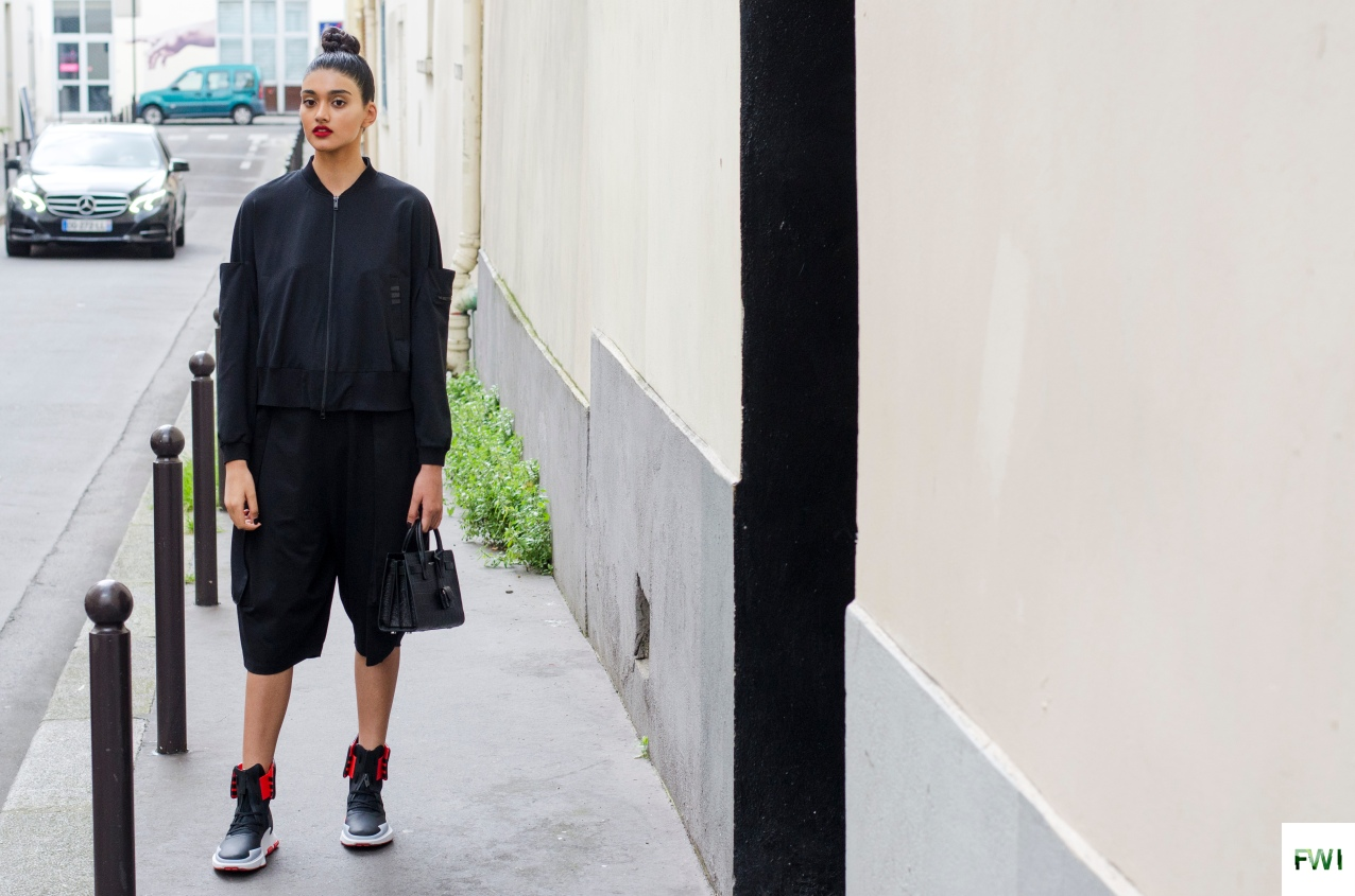 Neelam Gill after Y-3