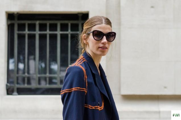Veronika Heilbrunner After Chanel Haute Couture FW16