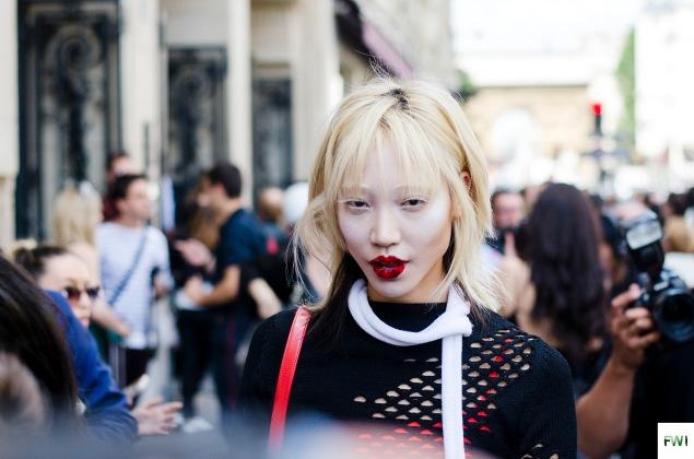 Soo Joo after Jean-Paul Gaultier