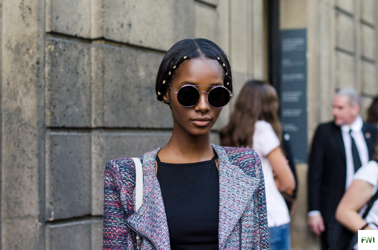 Tami Williams after Valentino