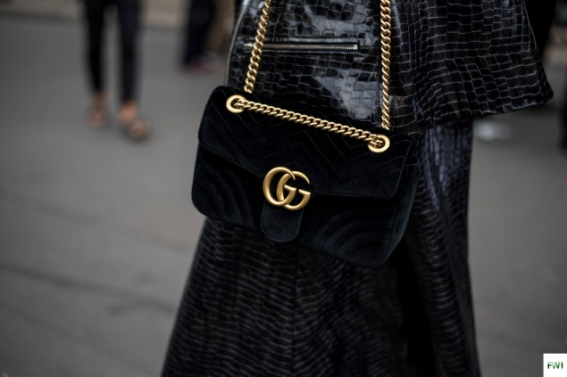 Gucci bag, Before Ann Demeulemeester