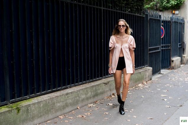 Chiara Ferragni Before Dior