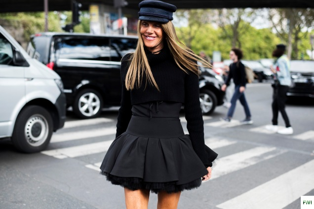Anna Dello Russo After Balenciaga