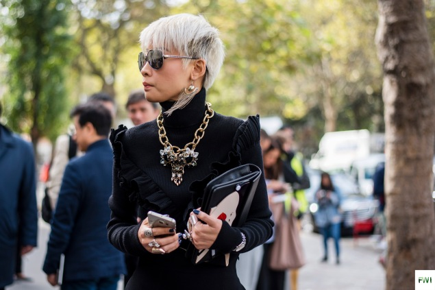 Esther Quek After Celine