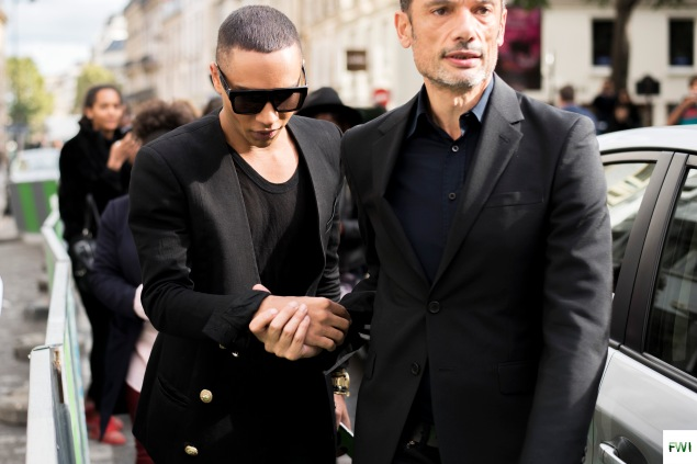 Olivier rousteing After Valentino