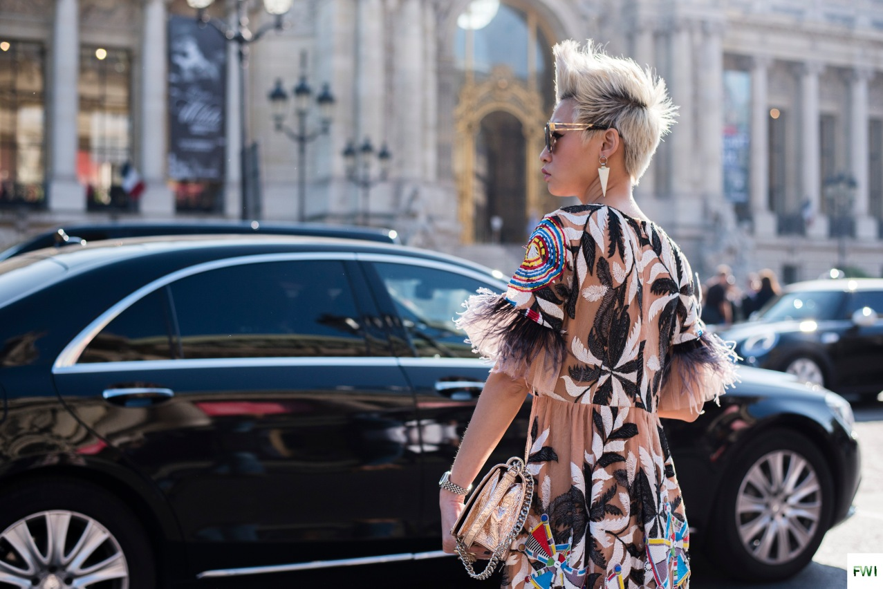 Esther Quek after Chanel