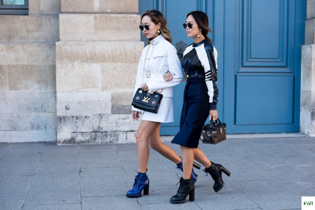 Aimee & Dani Song After Louis Vuitton