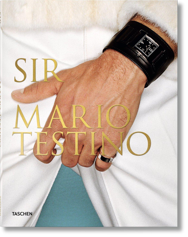 Sir, Mario Testino. Taschen.
