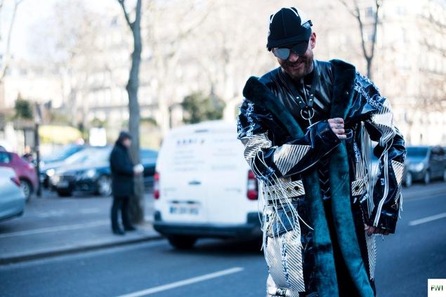 Paris Menswear FW17