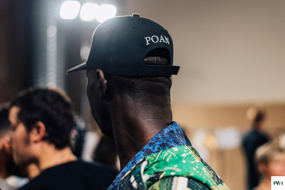 Backstage Poan SS18
