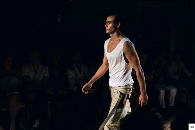 Les Hommes - Milan Menswear SS18