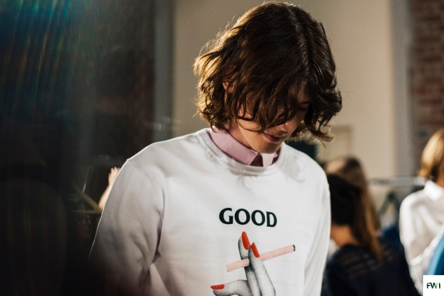 Backstage Wood Wood SS18